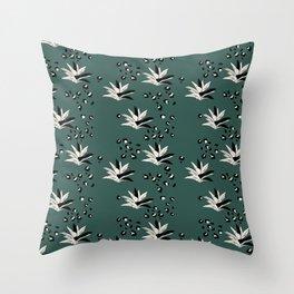 Jungle Desert Throw Pillow