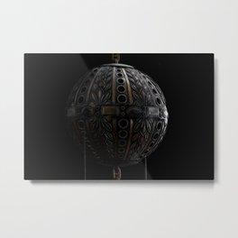 Orb Metal Print
