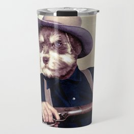 Wayne Dog Travel Mug