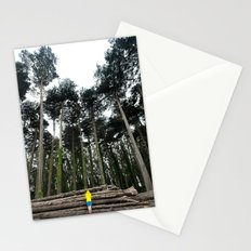 Through The Woods II Stationery Cards