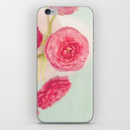 Flowers really do intoxicate me. Vita Sackville-West iPhone Skin
