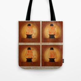 A Moment In Time (Red) Tote Bag