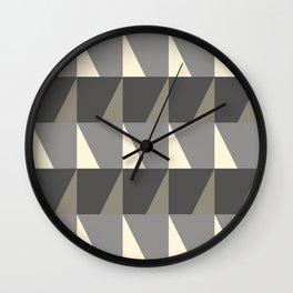 Cosy Concrete Wall Clock