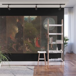 Visions of the Hereafter, Hieronymus Bosch Wall Mural