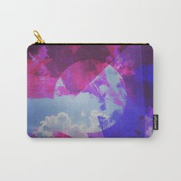 Clouded Precipice Carry-All Pouch
