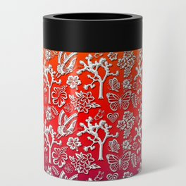 Rainbow White Joshua Tree by CREYES Can Cooler