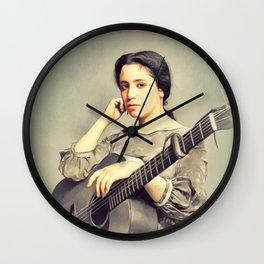Janis Ian, Music Legend Wall Clock