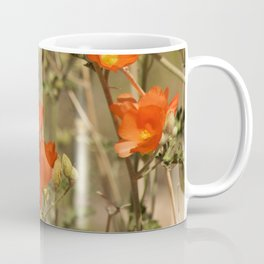 Desert Wildflower - 4 Coffee Mug