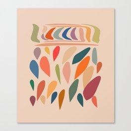 Zing Canvas Print