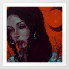 Devils Kettle Art Print