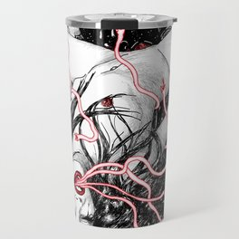 Wine At Pigalle Travel Mug
