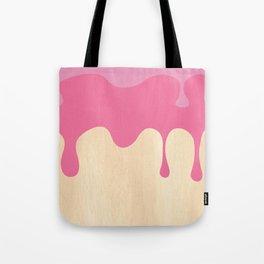Sundae Morning Tote Bag