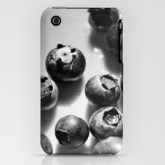 Morning Blueberries iPhone (3g, 3gs) Slim Case