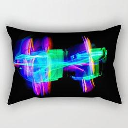 RAINBOW GLOW Rectangular Pillow