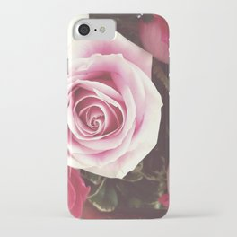 Roses are Love iPhone Case