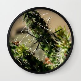 Prickles Wall Clock