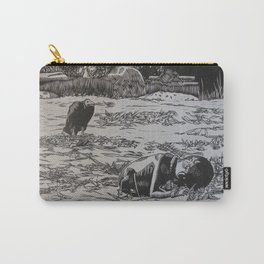 Hambruna (hunger) Carry-All Pouch