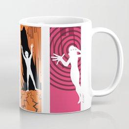 Superhero Squad - 4 Panels Coffee Mug