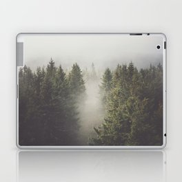 My misty way - Landscape and Nature Photography Laptop & iPad Skin