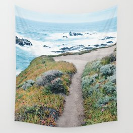 The Path to the Ocean Wall Tapestry