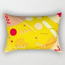 Memphis #81 Rectangular Pillow