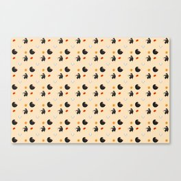 Niffler. Fantastic beasts and where to find them. Canvas Print