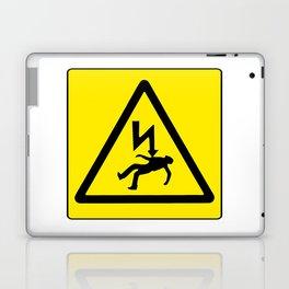 Danger Electricity Laptop & iPad Skin