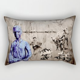 MARN HOL FAST - contract work and... Rectangular Pillow