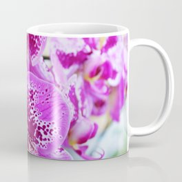 Purple Orchid Coffee Mug