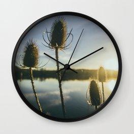 Vernonia Wall Clock