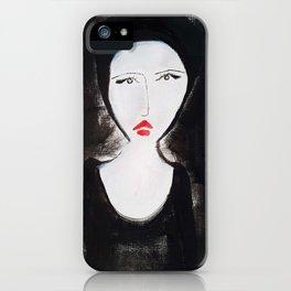 Madalena iPhone Case