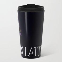 I Love Lattes Travel Mug
