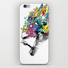 INKS'PLOSION iPhone Skin