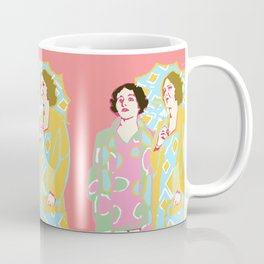 Rose Delaunay Coffee Mug
