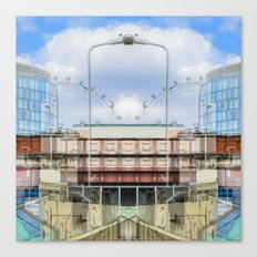outer undergrounder Canvas Print