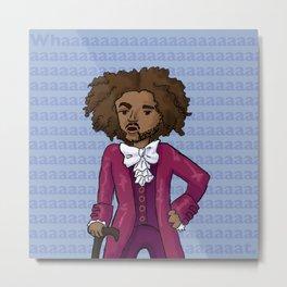 Jefferson says WHAT? Metal Print