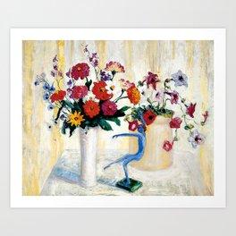 "Florine Stettheimer ""Flowers Number 6"" Art Print"