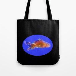 Censored Goldfish?   Tote Bag