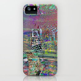 Get Out of My Room! iPhone Case