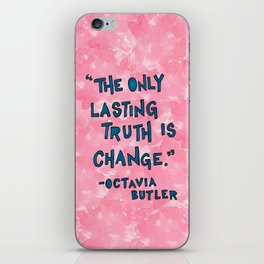 Octavia Butler iPhone Skin