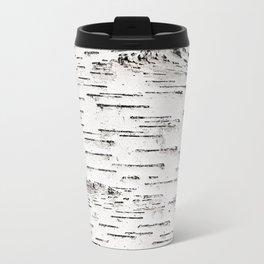 White Birch Travel Mug