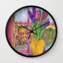Bella Italia Wall Clock