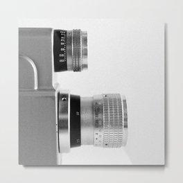 Zoom 8 Metal Print