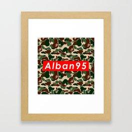 Alban95 Framed Art Print