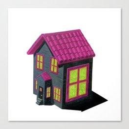 Haunted Orphanage 1 Canvas Print