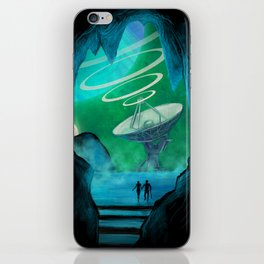 Expansion Volume IV Poster iPhone Skin