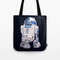 R2 D2 - Star Wars Tote Bag