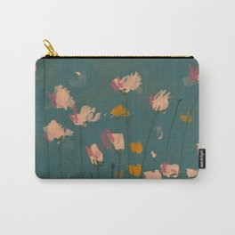 A Field Of Flowers Bloom Carry-All Pouch