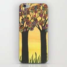 Summer Meadow iPhone & iPod Skin