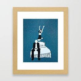 Chateau Marmont Framed Art Print